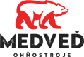 medved ohnostroje logo