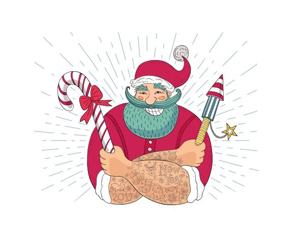 ohnostroje vianoce