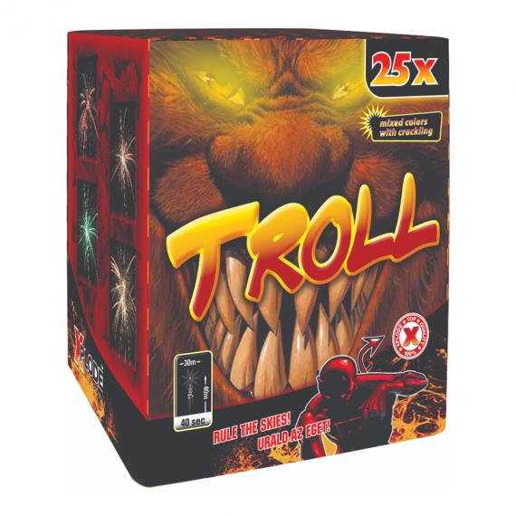 kompaktny ohnostroj troll