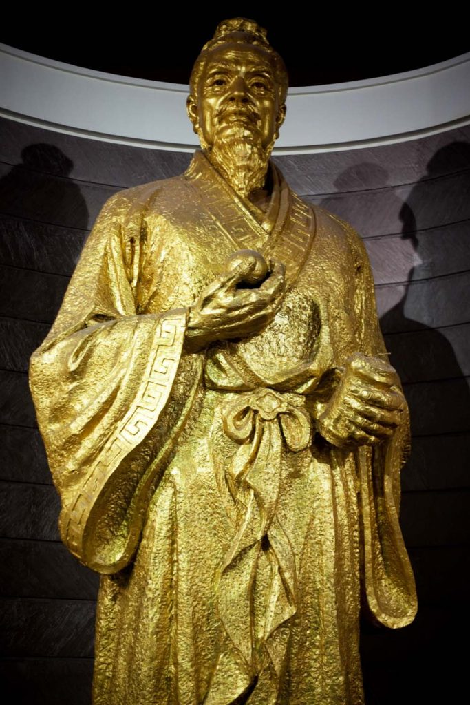 Mnich Li Tian