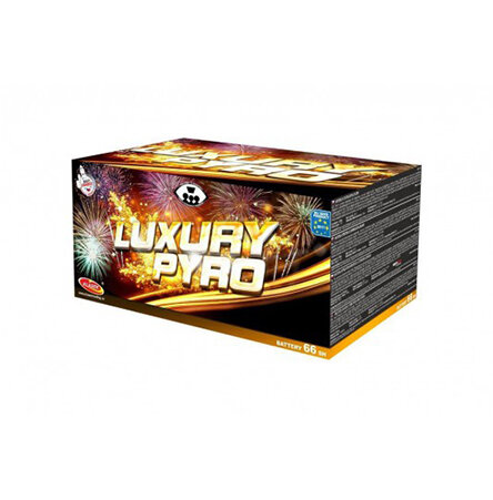 Ohnostroj Luxury Pyro 66