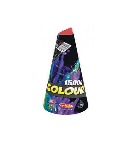 Gejzír Fontána Vulkán 1500 g color